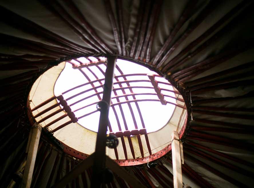 La yourte 3 la cabane - guest camp